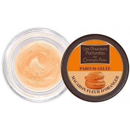 Parfum-Gelée Macaron Fleur d'Oranger