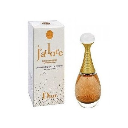 J'Adore Divinement Or