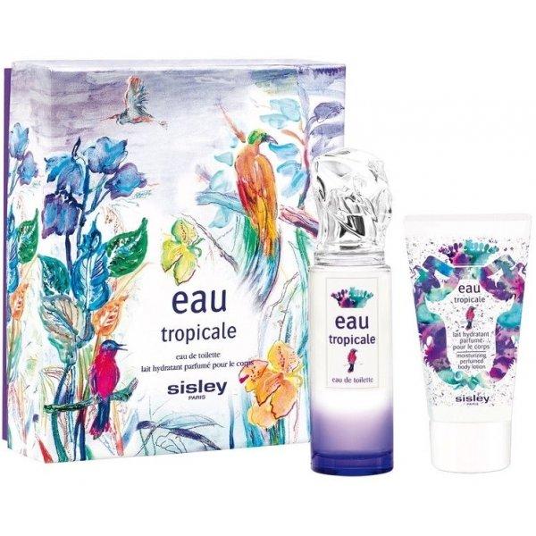 Coffret Sisley Tropicale Eau Parfum De Toilette PkNn0X8wO
