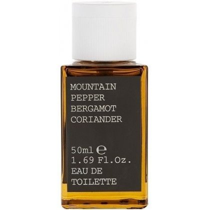 Mountain Pepper Bergamot Coriander